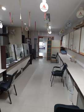 office for rent ferozgandhi  market available