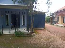 Rumah strategis di depan RSUD muntok