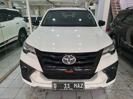 FORTUNER TRD SOLAR AT 2019 PUTIH, KM 22RB, FULL ORSNL. FREDY MOTOR