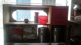 It's the counter of my home