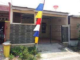 Jual rumah cluster murah mutiara gading city bekasi A2214