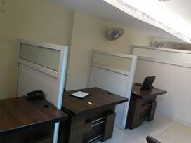 750sqfeet furnish office suitable for institude