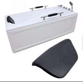 Bantal bathtub / bantal kepala bathtub