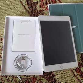 Jual iPad Mini 5 64Gb MULUS wifi-only (2019) silver mint condition