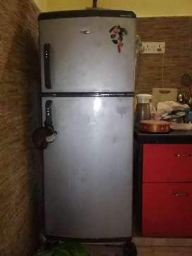 Whirlpool mastermind double door fridge .