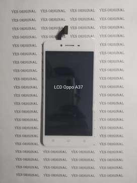 LCD Oppo A37 (Free Pasang) Bonus Tampered