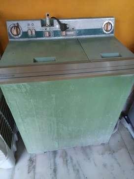 Videocon washing  machine semiautomatic working (no dryer)