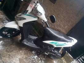 Yamaha mio cw 2011