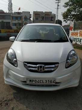Honda Amaze 1.5 EX i-DTEC, 2013, Diesel