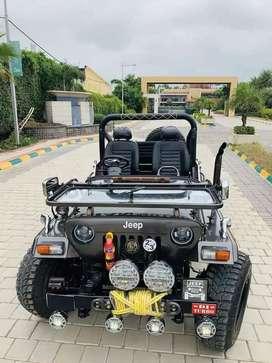 Verma Jeep motor Garage