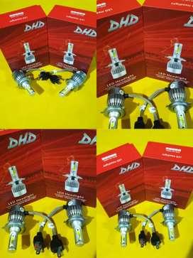 Lampu LED H4 Headlamp
