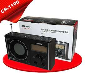 Tecsun CR-1100 DSP AM/FM Stereo (Thunder Sound ) Radio