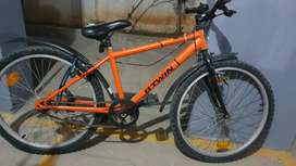 BT win bicycle