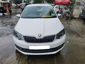 Skoda Rapid 1.5 TDI AT Ambition, 2020, Diesel
