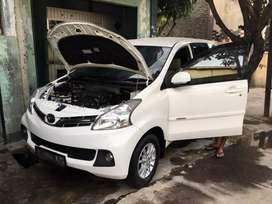 Daihatsu Xenia R Deluxe 1300cc Manual Tahun 2014 Putih , 2013 / 2012