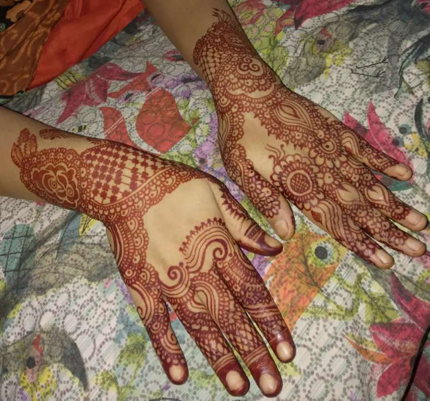 Mehndi Cone Avaliable For Sale 0