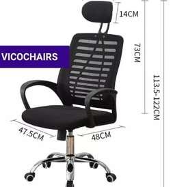 Kursi kantor, kursi staff