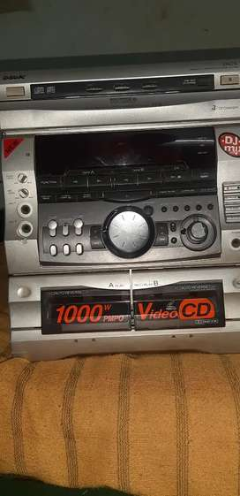 Sony hi-fi dj mix