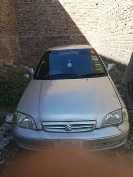 Suzuki cultus 2005 model full shawar