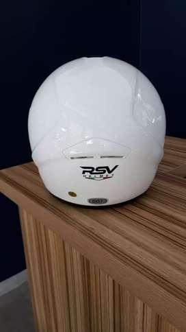 Helm RSV half face baru