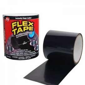PROMO  - Flex Tape 4 Inci Isolasi Lakban Waterproof Rubberized Seal Ta