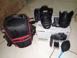 Camera dslr canon 4000d
