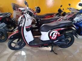 """SAWO MOTOR """"_ HONDA SCOOPY 2015 PLAT KALTENG"""