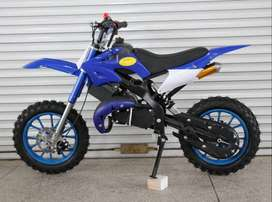 Brand New Kids Dirt Bike (6 Colour Available)