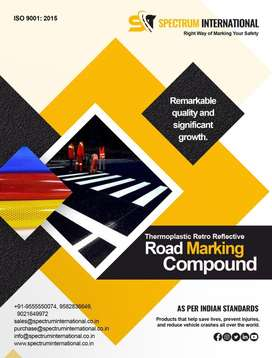 techical person for road marking paint products