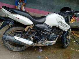 I sell my apache rtr 180cc in good condition