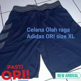 Celana olah raga Adidas ORI size XL