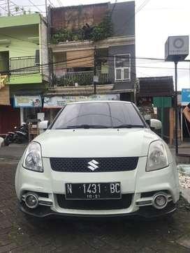 SUZUKI SWIFT GT3 manual putih