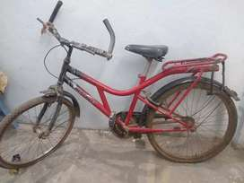 I want to sell my old cycle.