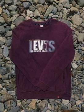 Crewneck Levis Original