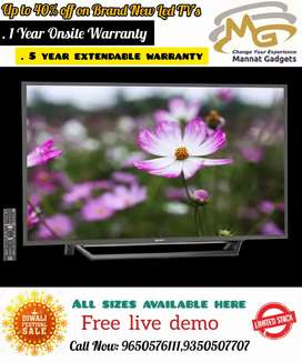 55 inch Smart LED TV // Today's mega discounted price (Sunday sale)