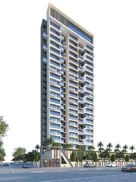 2 BHK Flat for sale in airoli Near shani mandir