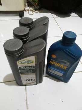 Jual 3 botol Oli Yacco