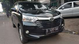 Toyota Avanza E at 2018 Km 20rb
