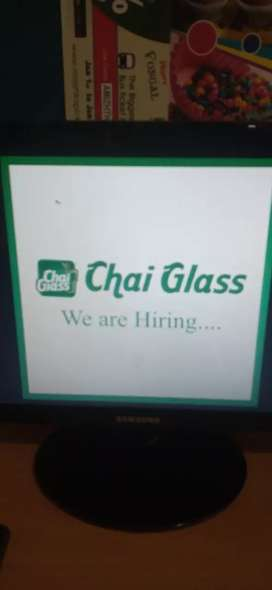 Chai glass