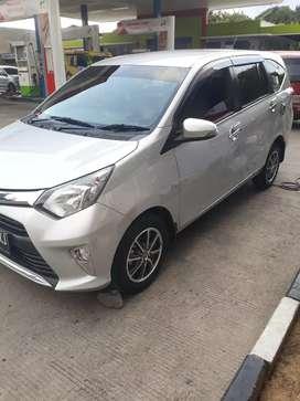 Dijual Toyota calya 1,2 G metic tahun 2018