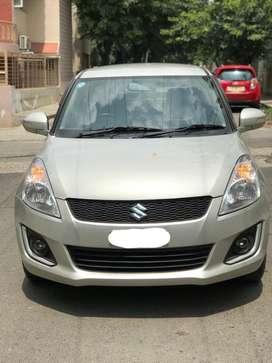 Maruti Suzuki Swift VXi 1.2 ABS BS-IV, 2017, Petrol