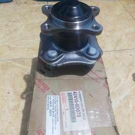 Laker roda/Hub bearing Toyota Etios
