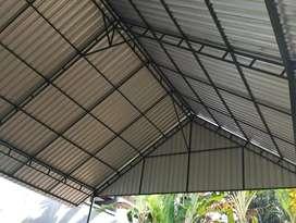 Jasa Instalasi Atap Gudang / Pabrik