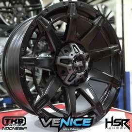 Velg Mobil Pajero Fortuner Vrz, Birah Hsr Ring 20 Di Venice Medan
