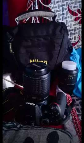 NIKON DSLR CAMERA ON RENT