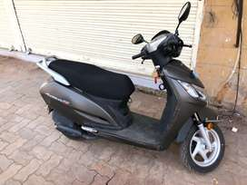 Activa 125 disc brake and fuel injection