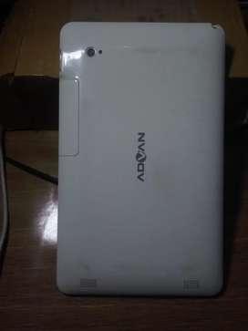 Tablet Advan E1B ada TV nya