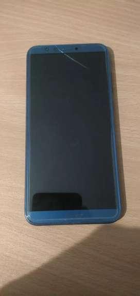 Mobile good condition no kit lite display crack
