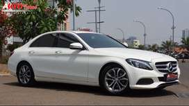 Mercedes Benz C200 AVG 2016 Akhir Km 13Rb PERFECT !!!