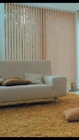 Model gorden vertical desain elegan lebih natural
